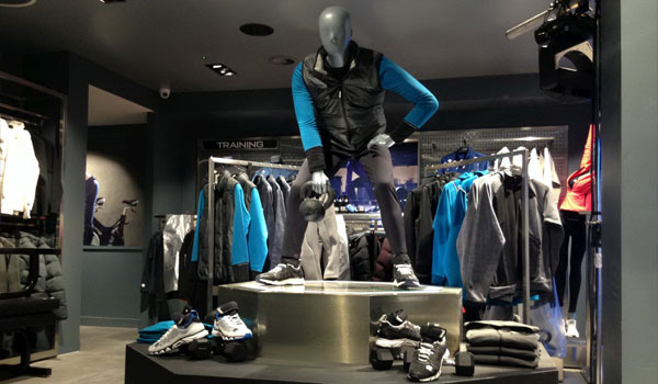 Retail Fit Out - Carnaby Street, London